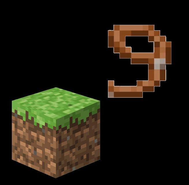 Cómo hacer un LAZO en Minecraft